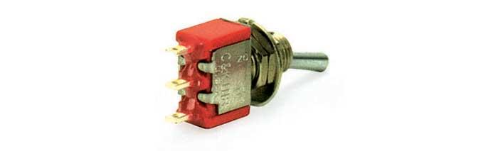 Sub Miniature Toggle Switches Toggle Switches