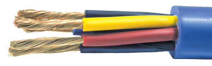 Multi Conductor Wire : Trailer cable multi conductor wire
